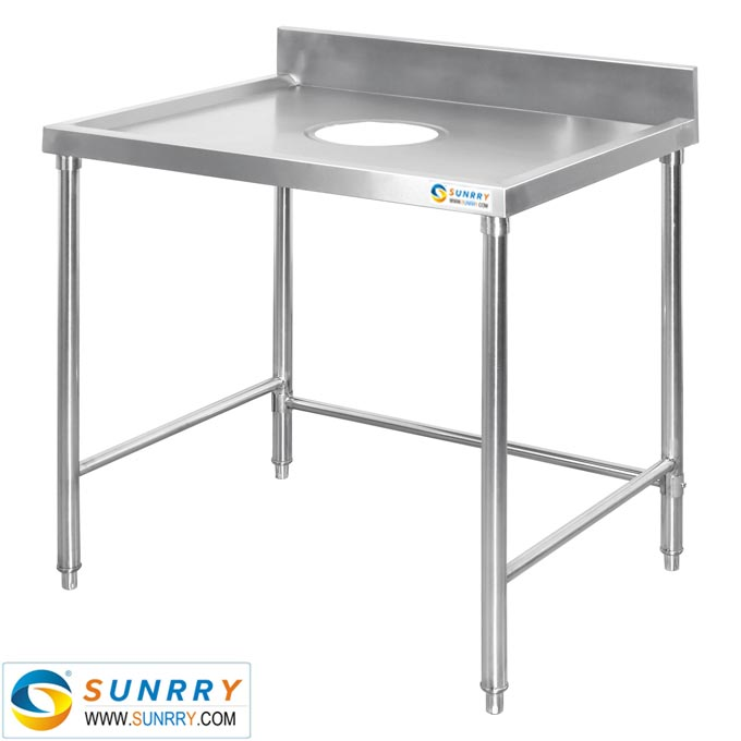 Sy Wt712d Working Table For Collecting Waste