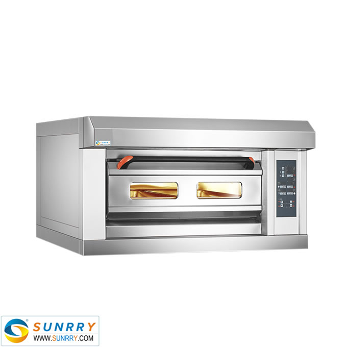 Luxurious Electric Deck Oven With Spray Function