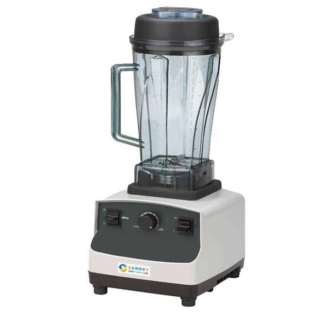 Industrial Size Blenders ~ Sy bl b commercial blender manual control ce plastic