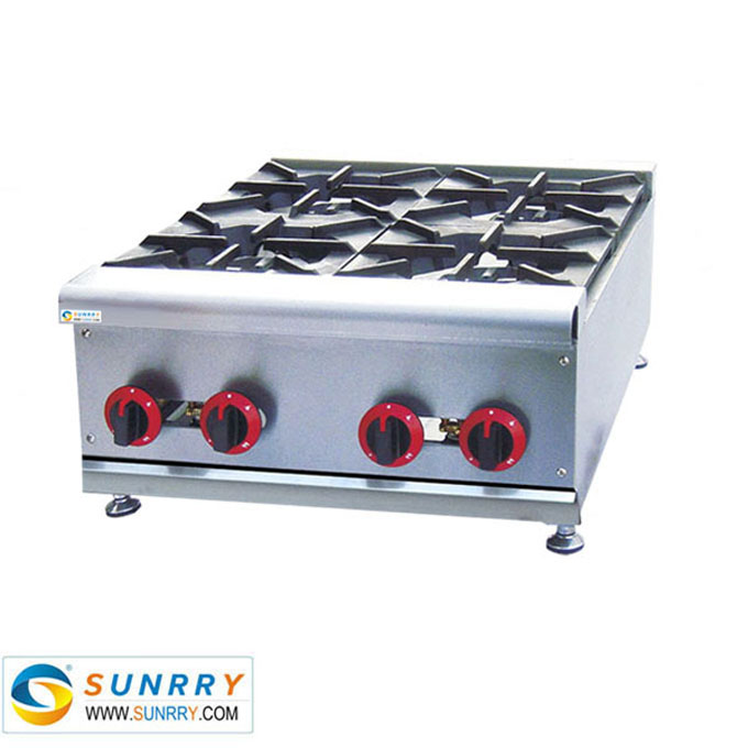 Table Top Gas Stove With 4 Burner